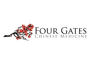 Chinese Medicine Acupuncture Logo Design
