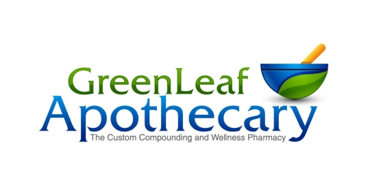 Apothecary Pharmacist Logo Design