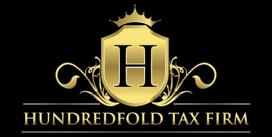 Tax Firm Investment Planning Logo Design