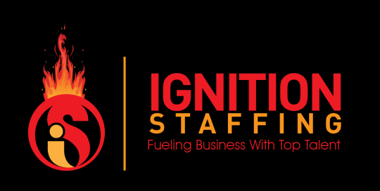 Staffing Company Corporate Recruiting Logo Design