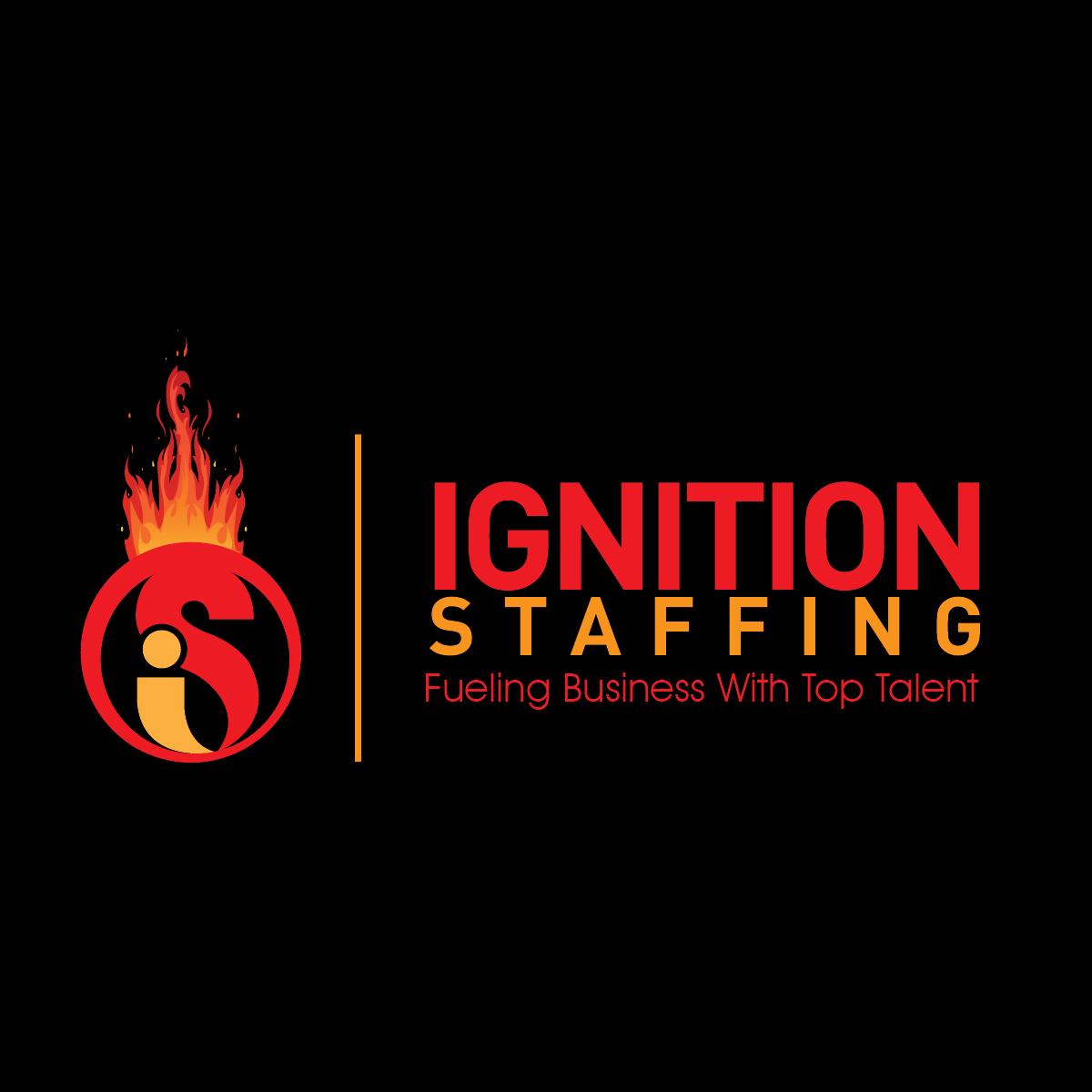 Staffing Company Corporate Recruiting Logo Design