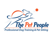 Dog Training and Pet Sitting Logo Design