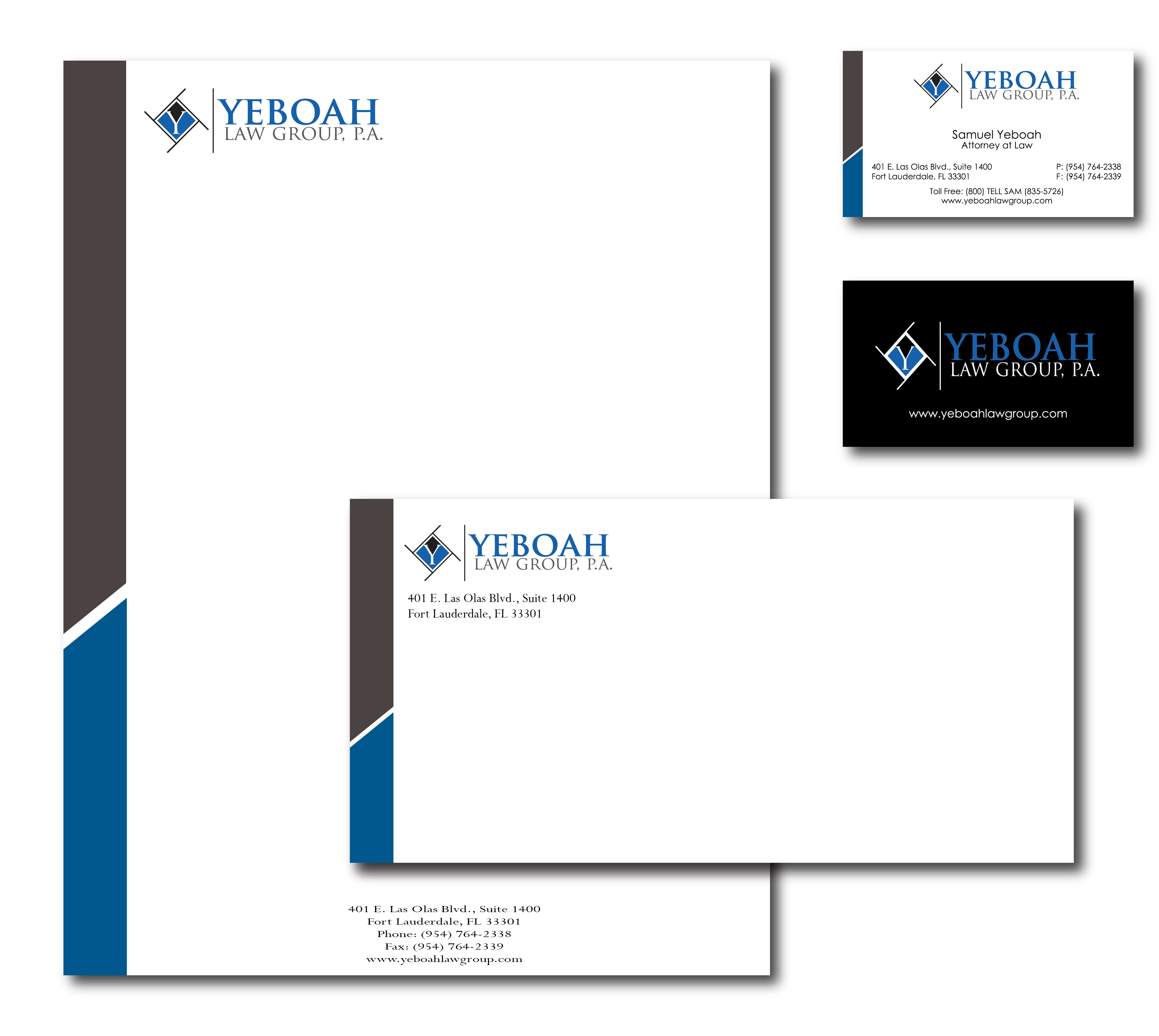 Trucking Company Business Letterhead Design