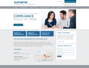 Accountant Website Design