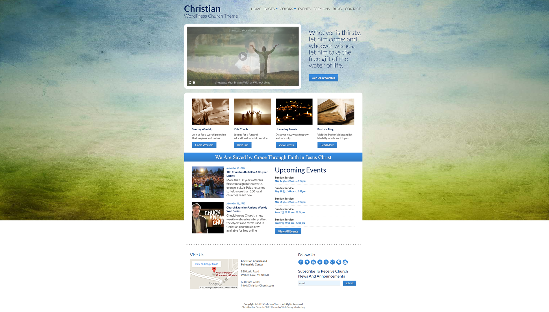 Attorney and Tax Preparation Website Design