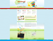 Daycare Childcare Website Design