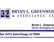 Business Card Design for Attorney