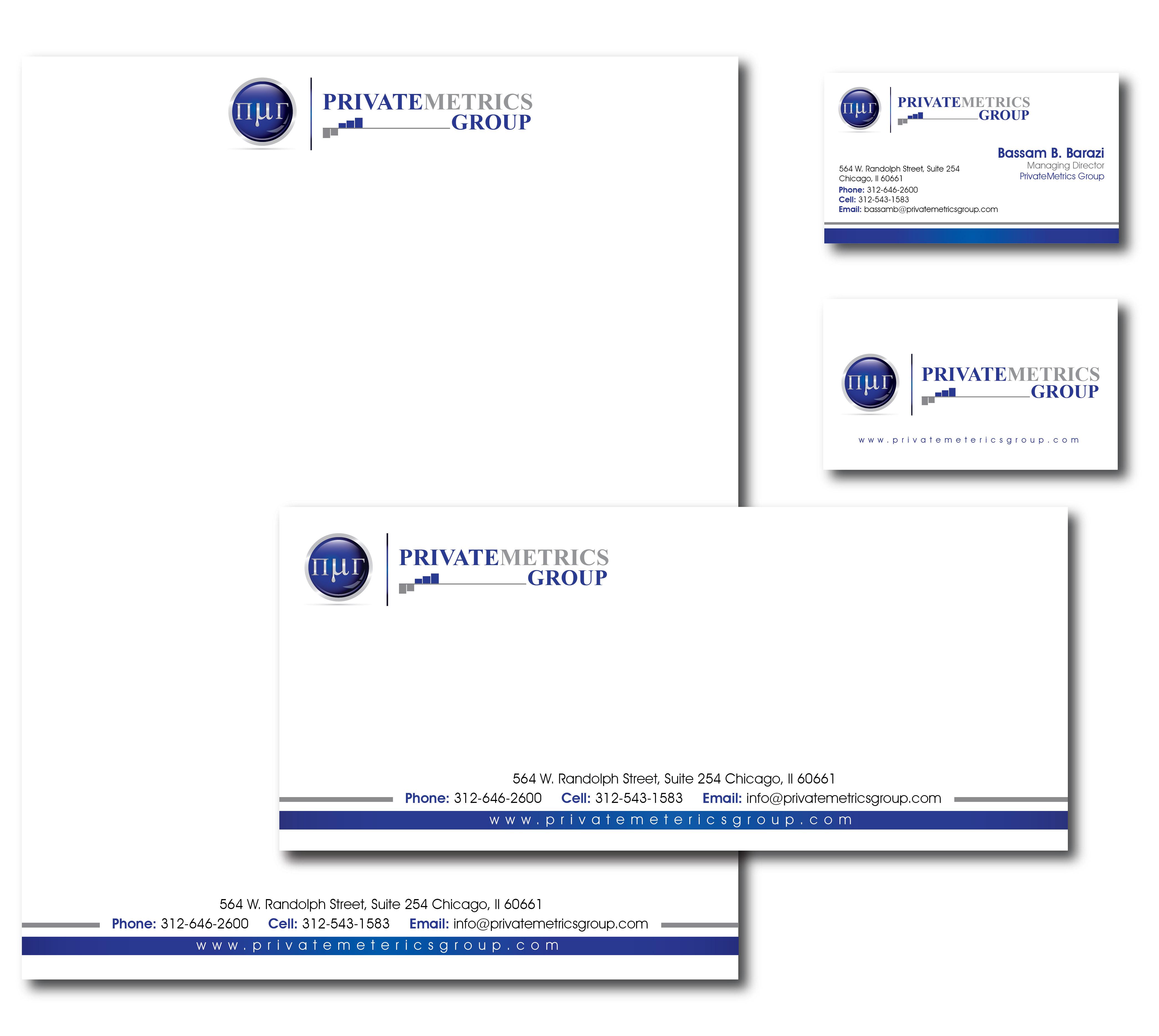 Consultant Letterhead Design