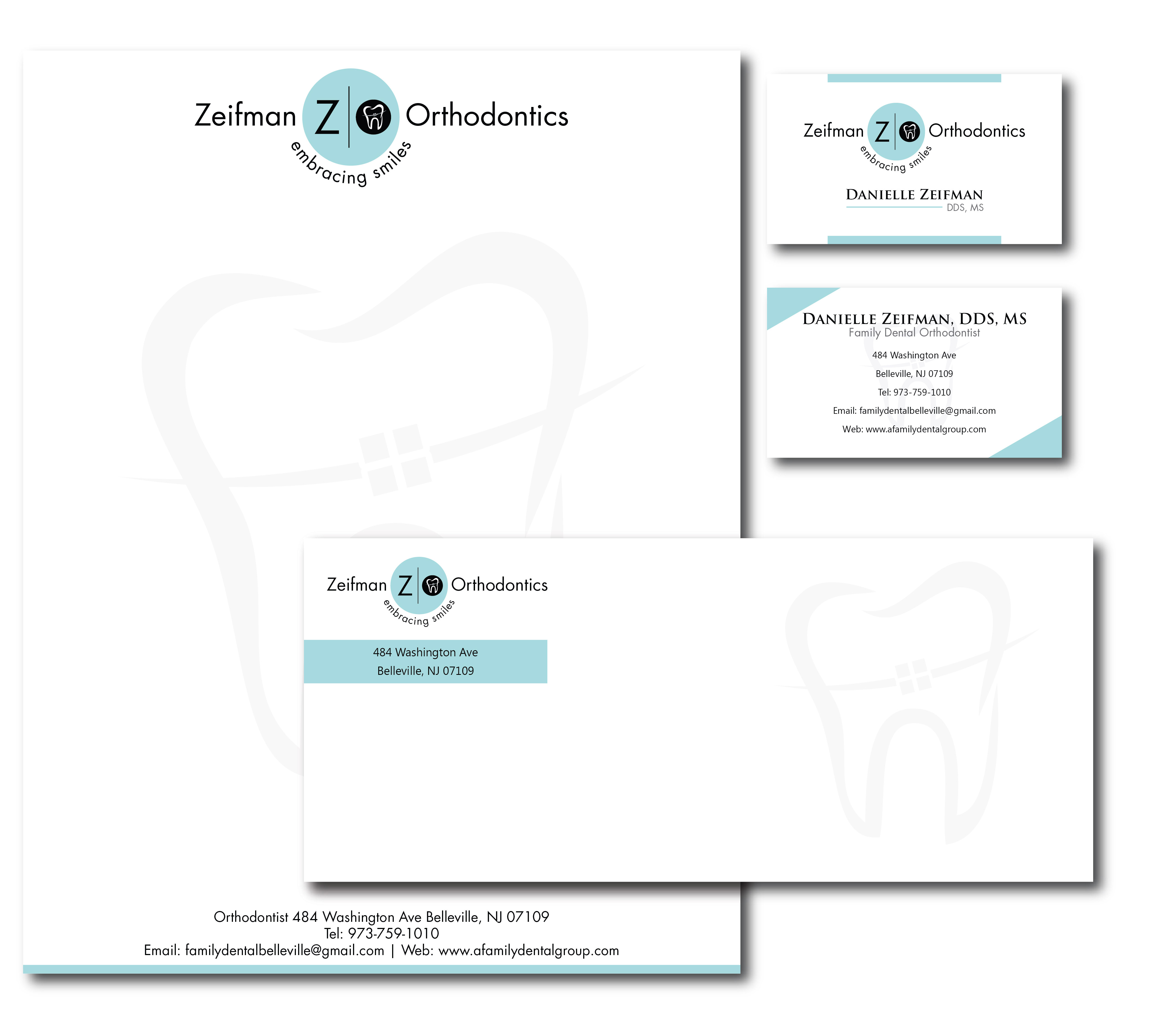 Letterhead Design Business Card Design