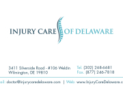 Chiropractor Business Card Design Service