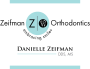 Orthodontist Dentist Business Card Design