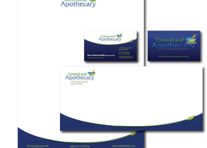 Professional Stationary Package Design