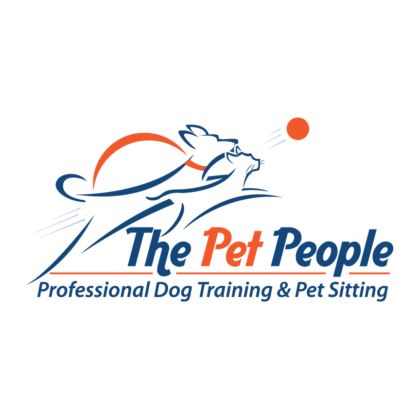 Top Dog Training and Pet Sitting Logo Design TZ91